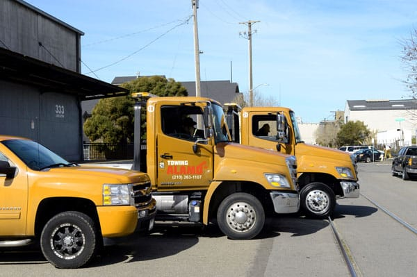 Types of Tow Trucks in Use
